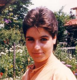 1986 erstmals kurze Haare